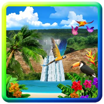 Amazoncom 3d Oasis Live Wallpaper Appstore For Android