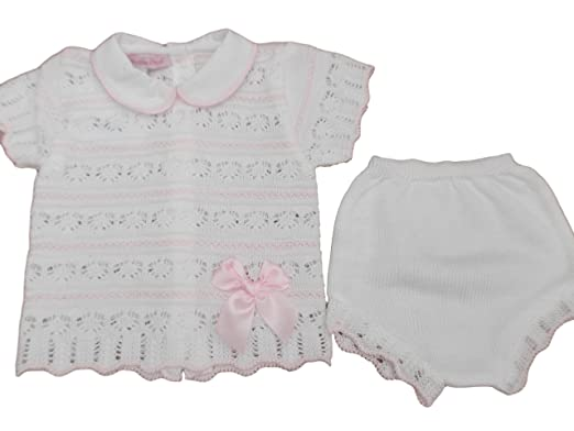 630312f7c Brand New with Tags Spanish Style Knitwear top and Pants: Amazon.co.uk:  Clothing