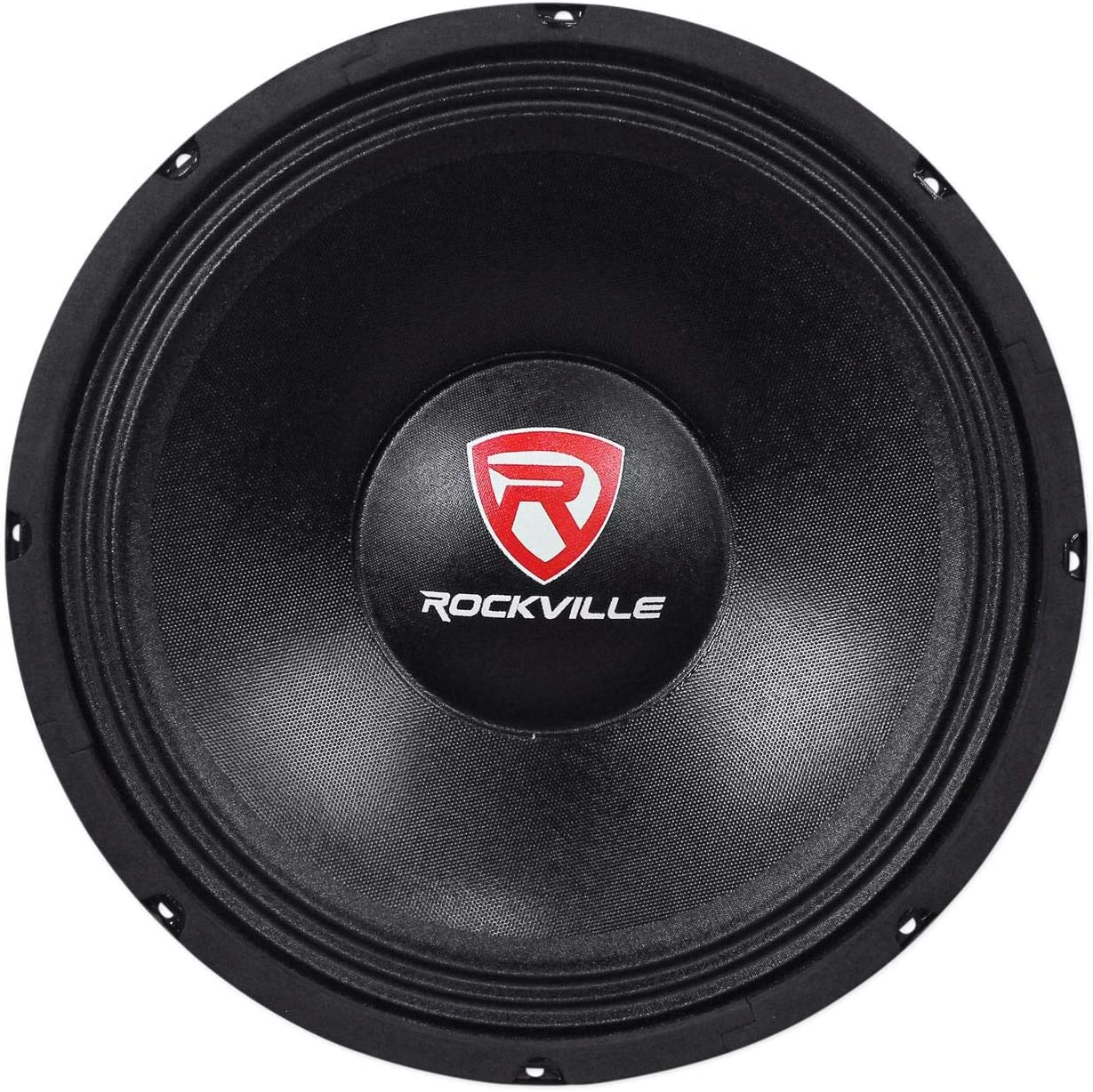 "Rockville RVP12W4 600 Watt 12"" Raw Replacement DJ PA Subwoofer 4 Ohm Sub Woofer"