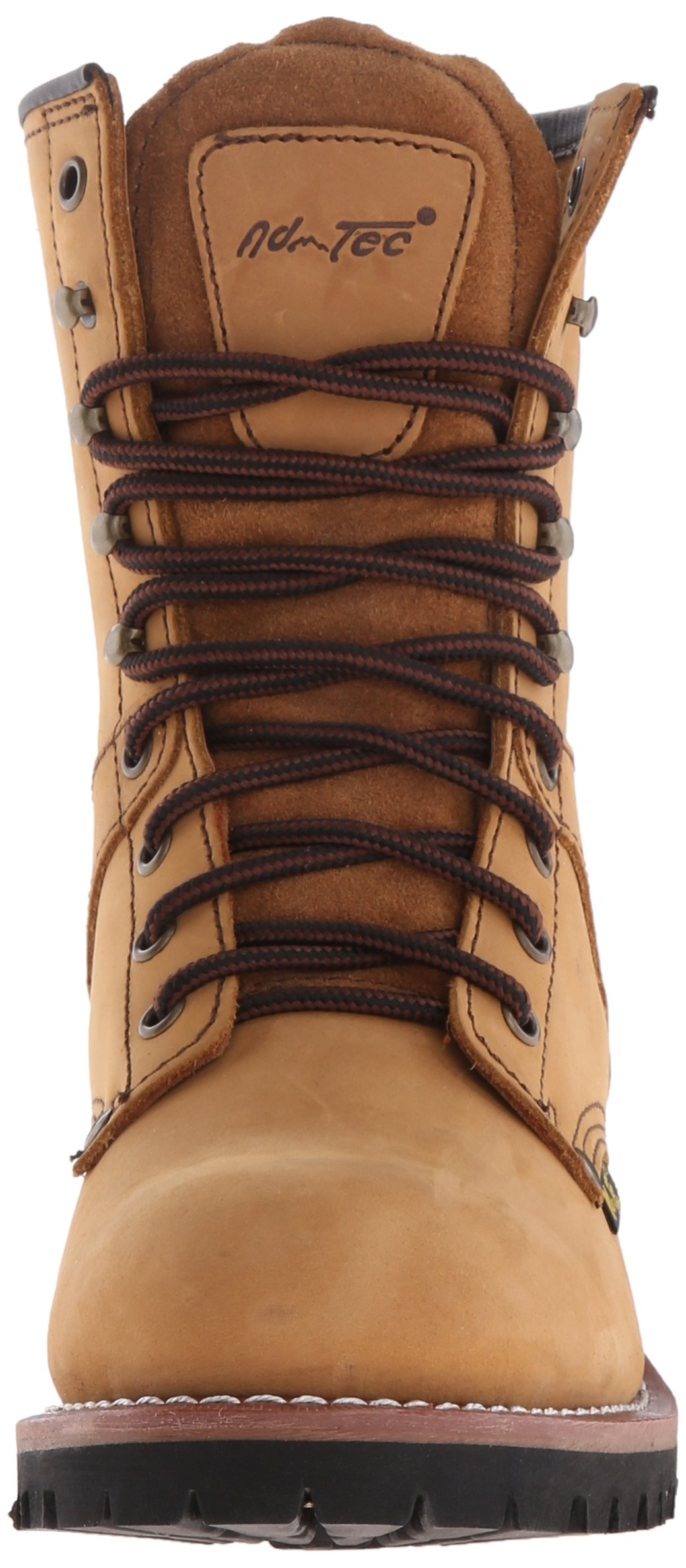 Adtec Men's 9 inch Logger Boot, Brown, 9 W US by Adtec (Image #4)