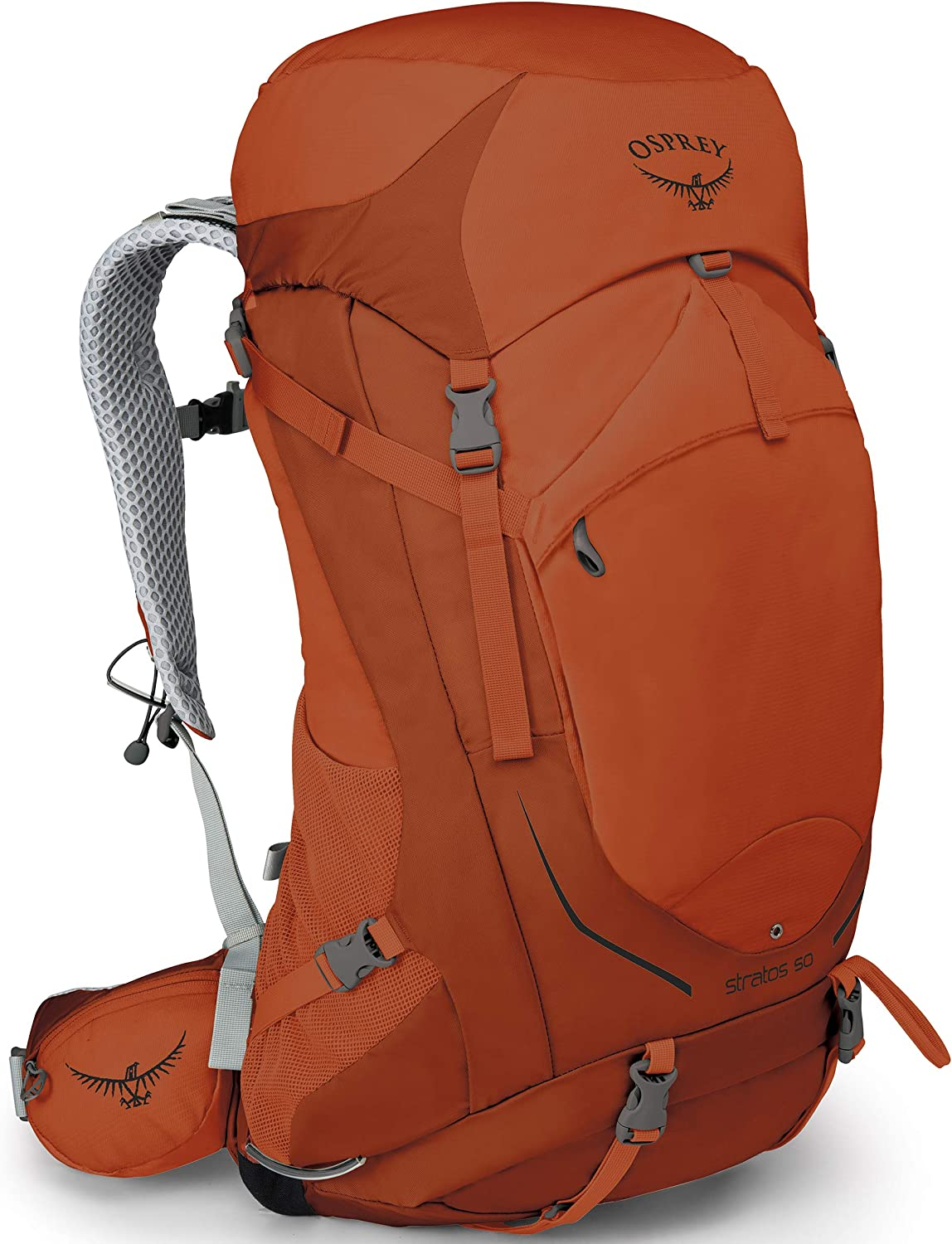 Osprey Packs Stratos 50 Men s Backpacking Backpack