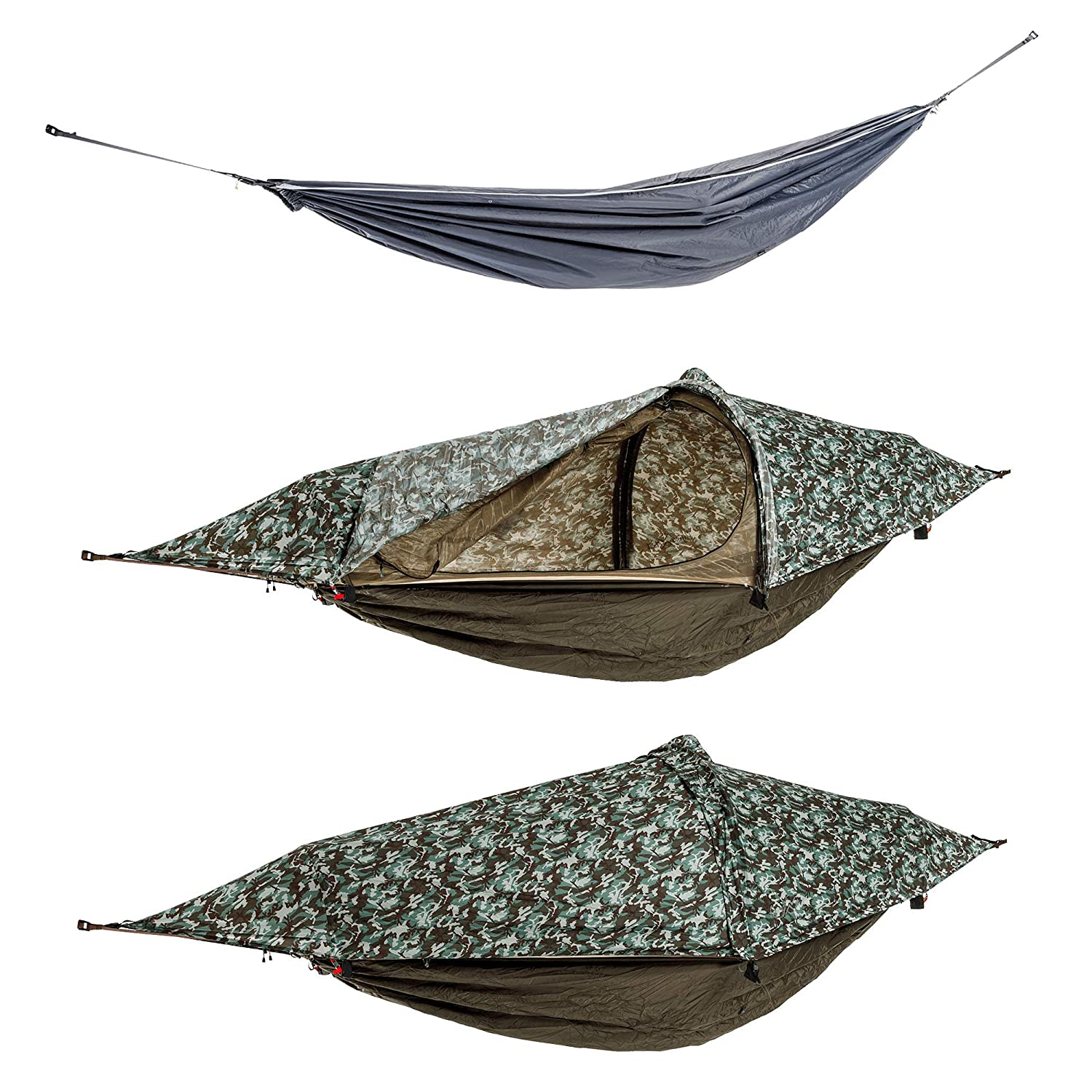 Unique All-in-ONE Hammock Tent