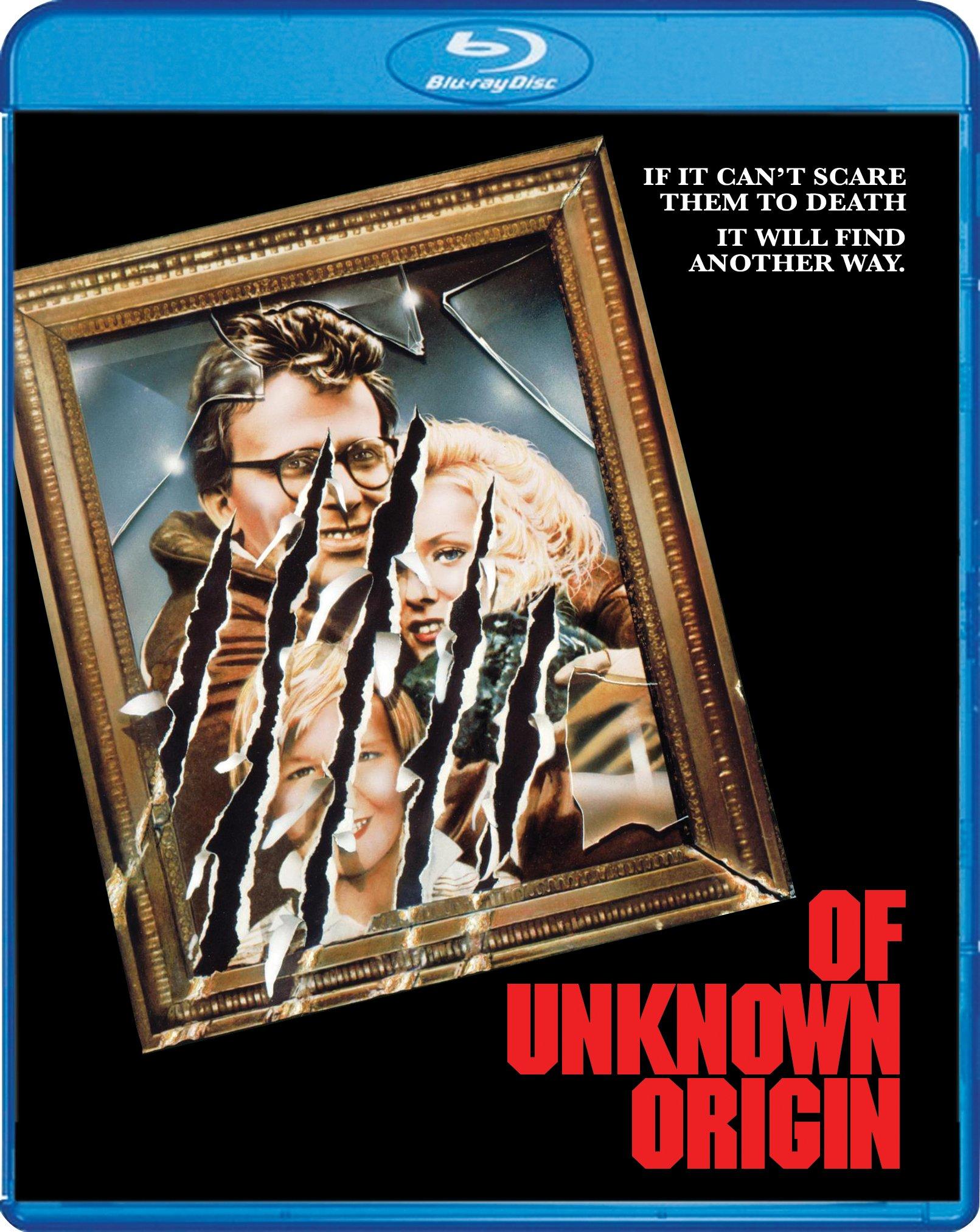 Blu-ray : Of Unknown Origin (Widescreen)