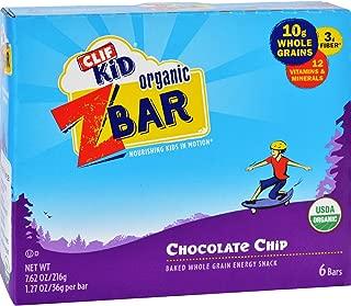 product image for CLIF BAR ZBAR,OG2,CHOC CHIP, 6/1.27OZ