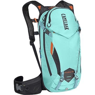 buy sale new design cheap sale CamelBak K.U.D.U. Protector 10 - Sac à dos - noir/turquoise ...