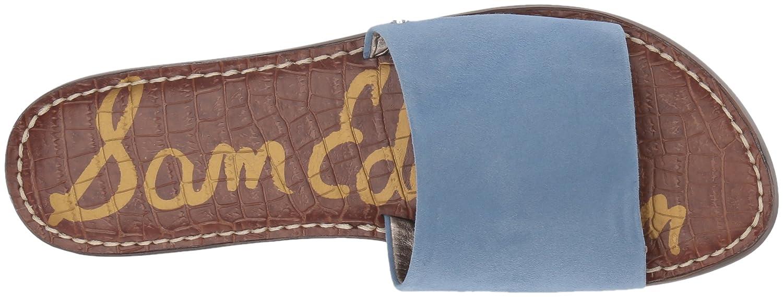 Sam Edelman Women's Gio Slide Sandal B0767F2S3Q 7.5 B(M) US|Denim Blue