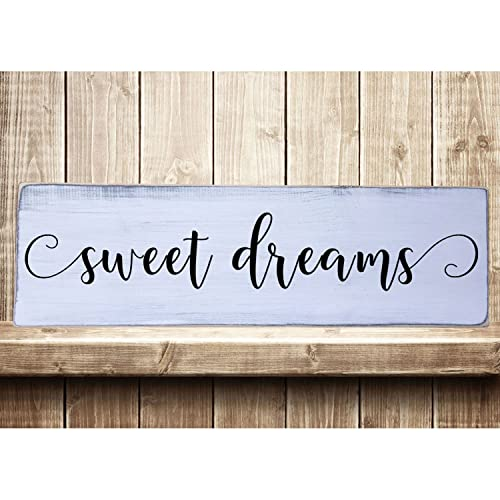 Amazoncom Sweet Dreams Rustic Farmhouse Style Handmade Real Wooden
