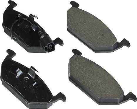 Centric 102.11410 C-Tek Metallic Brake Pad