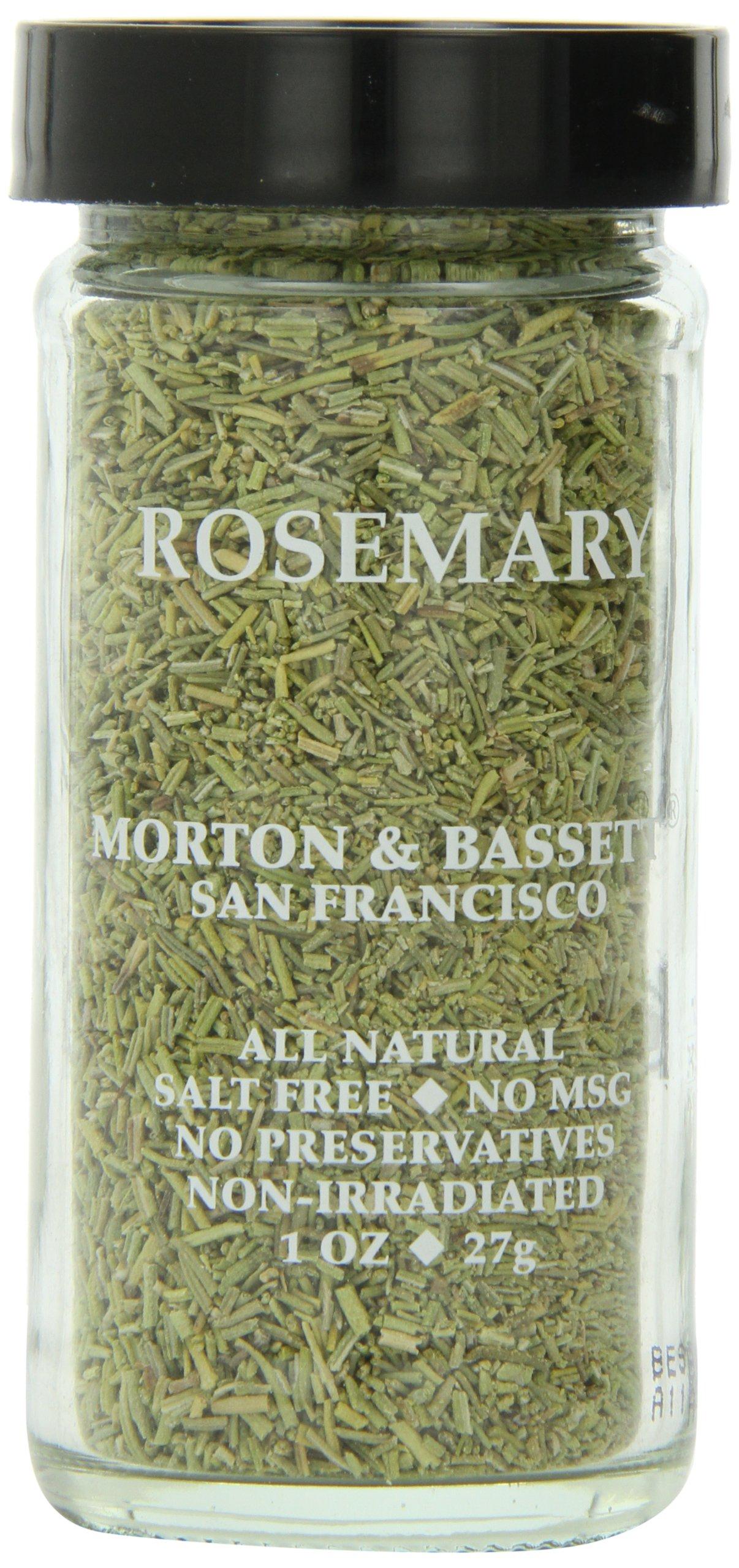 Morton & Bassett Rosemary, 1-Ounce Jars (Pack of 3)