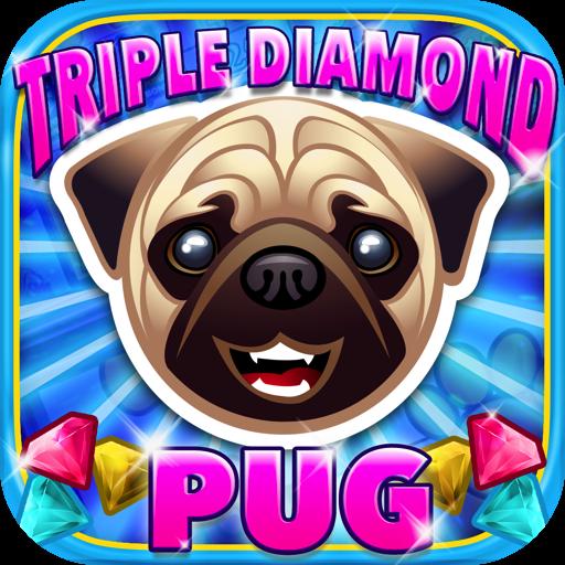 (Triple Diamond Pug Slot Machine FREE)