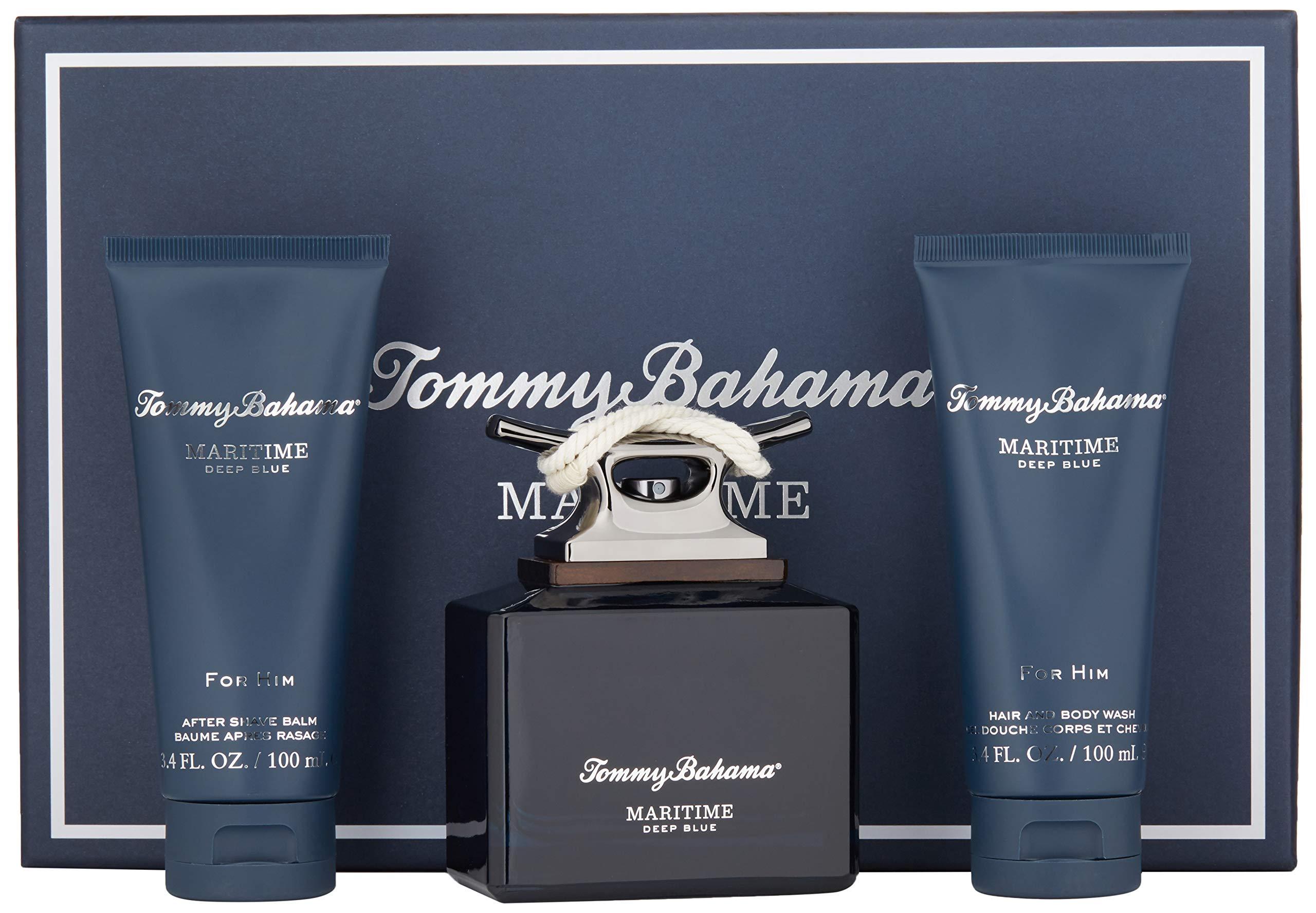 Tommy Bahama Maritime Deep Blue Gift Set, 2.65 lb