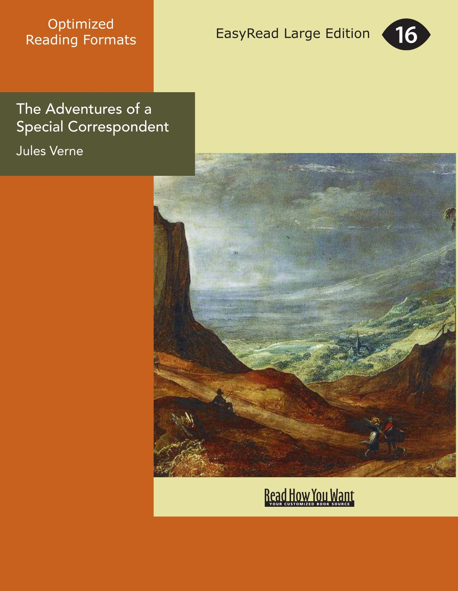 Download The Adventures of a Special Correspondent ebook