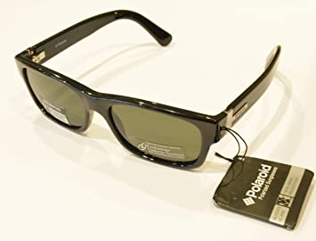 Gafas de sol polarizadas Polaroid P 960 A Negro 100% UV Block Sunglasses Polarized: Amazon.es: Deportes y aire libre
