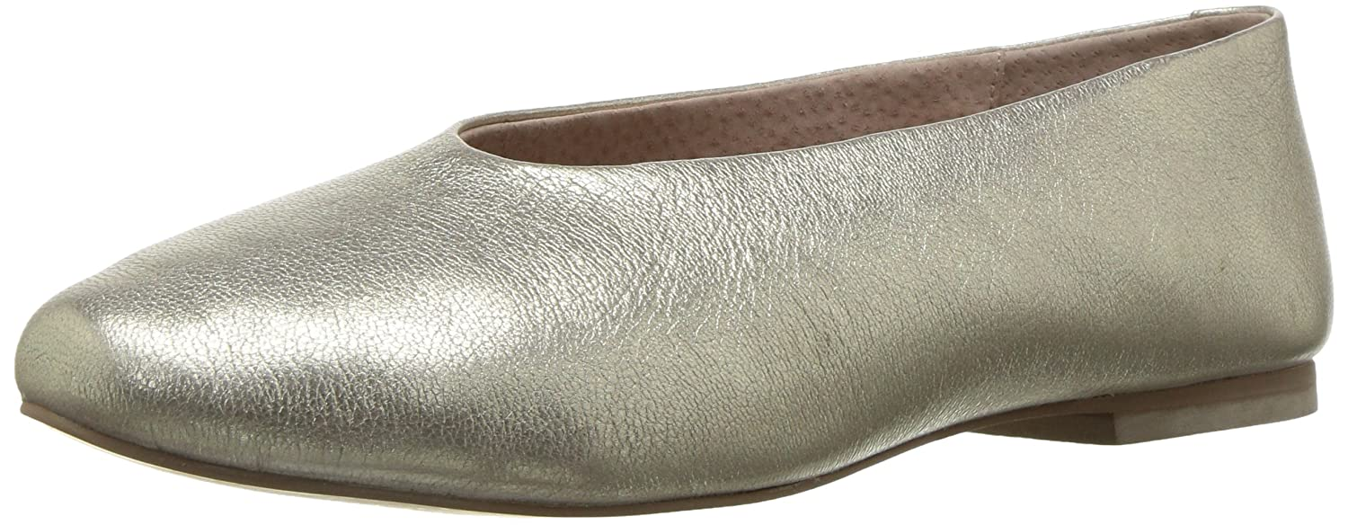 Seychelles Women's Backpacking Ballet Flat B01N5DG1S8 8 B(M) US|Platinum