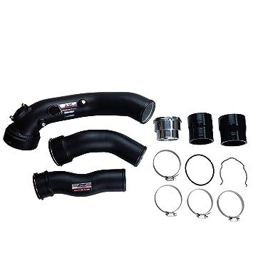 FTP Tubo de carga + Boost Tubo para BMW N55 F20 F30 negro aluminio: Amazon.es: Coche y moto