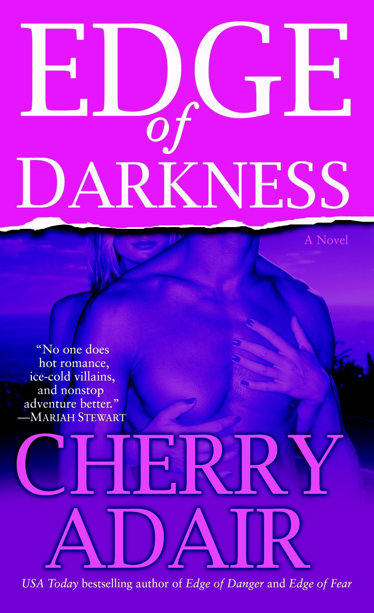 Download Edge of Darkness (The Men of T-FLAC: The Edge Brothers, Book 10) PDF
