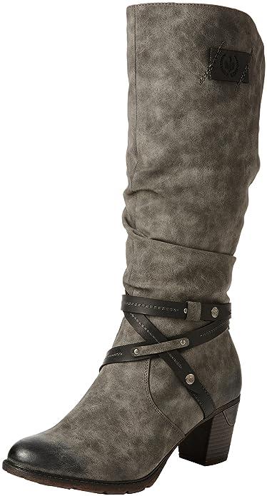 29a0cd37494d3f Rieker Damen 96054 Kurzschaft Stiefel  Rieker  Amazon.de  Schuhe ...