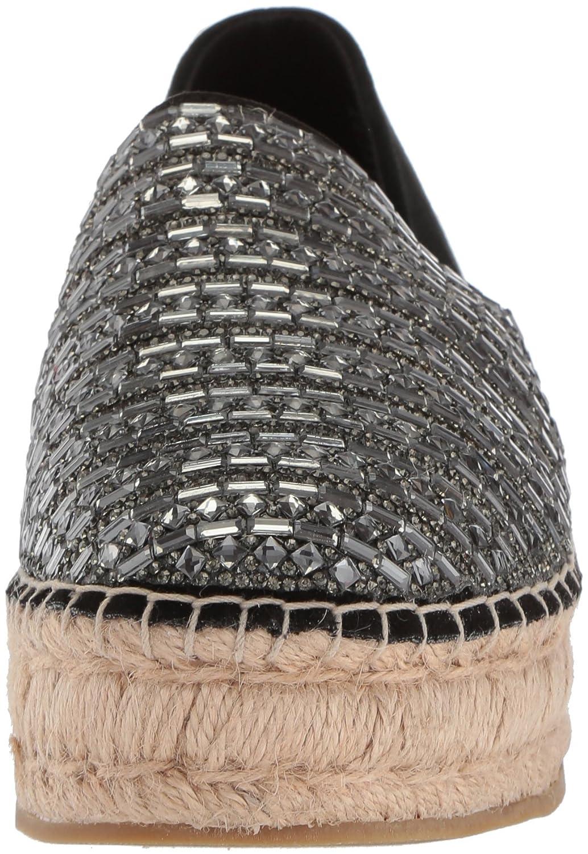 Steve Madden Women's Proud Sneaker B077N2RXB6 7.5 B(M) US|Black/Multi