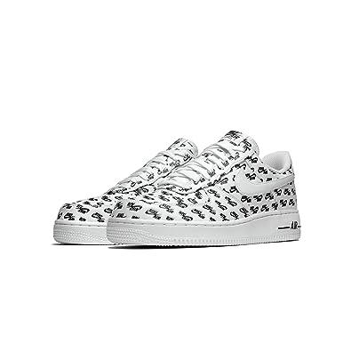 Nike AIR FORCE 1 07 QS Mens sneakers AH8462 100: Buy Online at Low