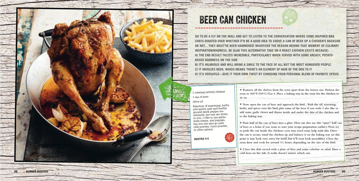 101 Hangover Recipes: Beat the booze with these tasty recipes for ...