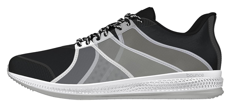 check out 19dd3 1d5a7 Adidas Gymbreaker Bounce, Zapatillas de Deporte Exterior para Mujer, Negro ( Negbas Rosimp