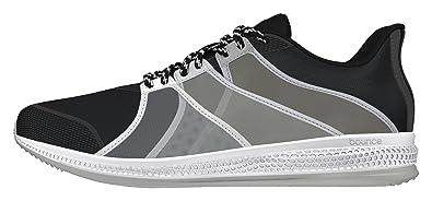 adidas Gymbreaker Bounce, Chaussures de Sport Femme, Noir (Negbas/Rosimp/Grimé), 40 EU