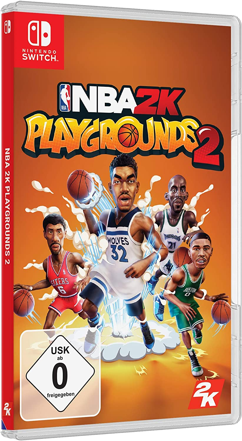 NBA 2K Playgrounds 2 - [USK] - Nintendo Switch [ ] [Importación ...