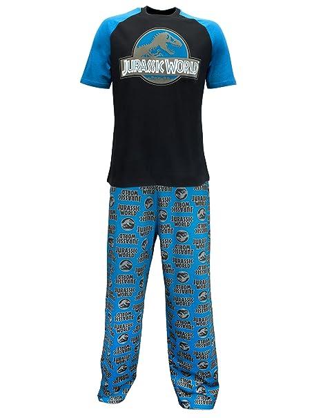 Jurassic World - Pijama para Hombre - Jurassic World - X Large