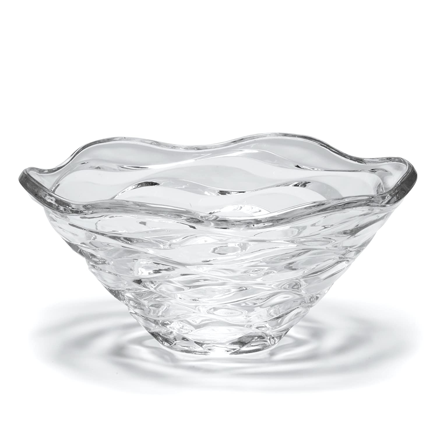 Mikasa Atlantic Crystal Decorative Bowl, 11.5-Inch 5093298