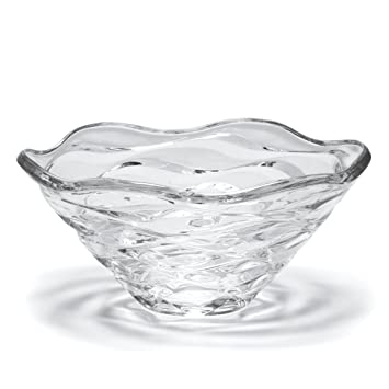 mikasa atlantic crystal decorative bowl 115 inch - Decorative Bowl
