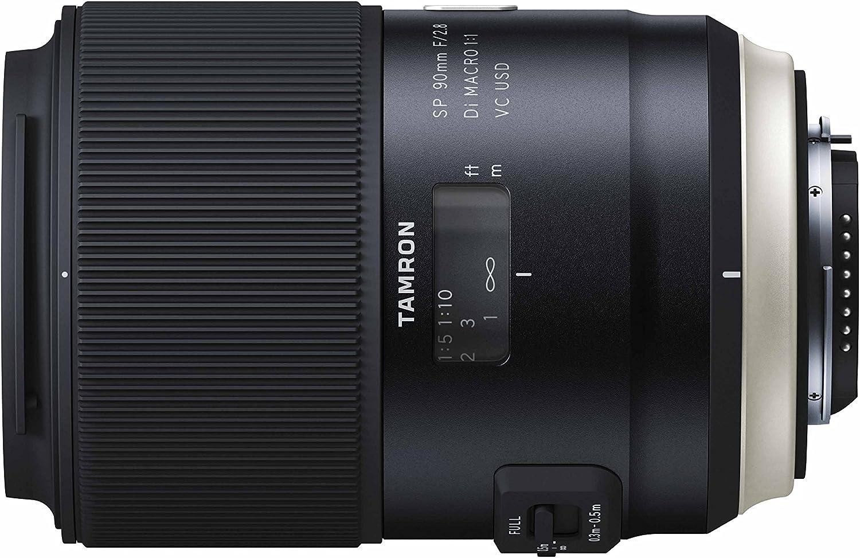 Tamron F017n Sp 90mm F 2 8 Di Macro 1 1 Vc Usd Nikon Kamera