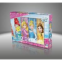 Princess - Puzzle - Yapboz 100 Parça