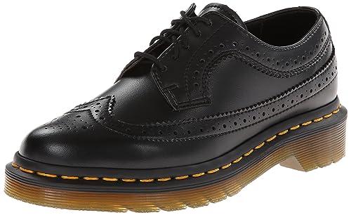 Dr. Martens - Zapatillas Para Mujer, Color Negro, Talla 38 EU