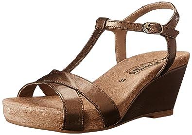 82df878033ff Mephisto Women s Batida Wedge Sandal
