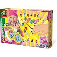 SES SES-14975 Decora tus uñas, Multicolor (14975)