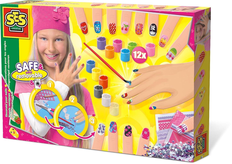 set decoración para uñas