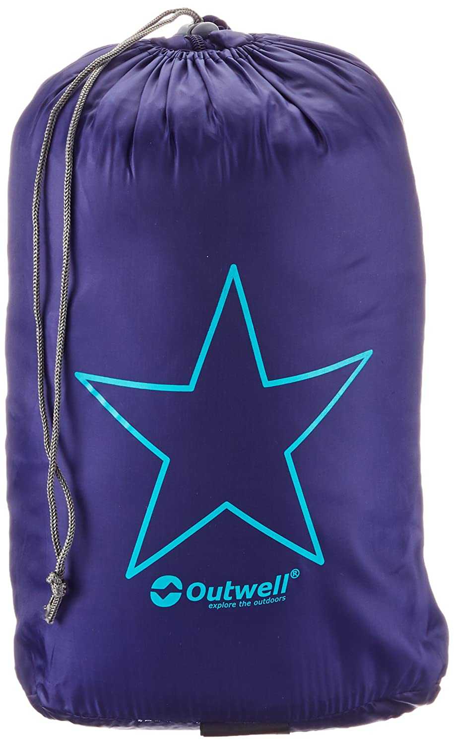 Relags Niños Outwell Cave Kids Saco de Dormir, Infantil, Outwell Schlafsack Cave Kids, Azul Marino, Talla única: Amazon.es: Deportes y aire libre