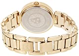 Anne Klein Women's AK/1362CHGB  Diamond Dial