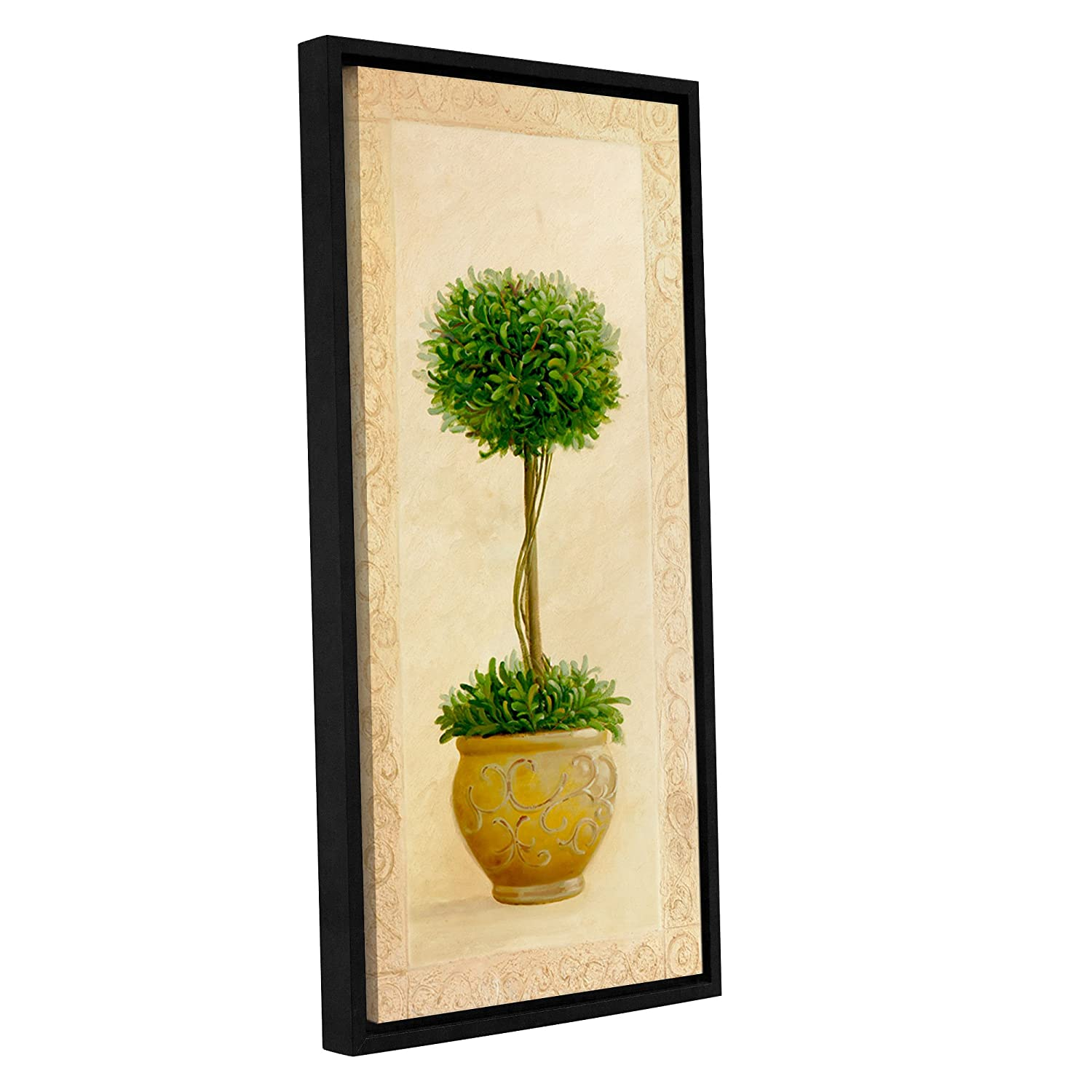 Amazon.com: Welby \'\'Topiary Ball I\'\' Removable Wall Art Mural, 24X48 ...