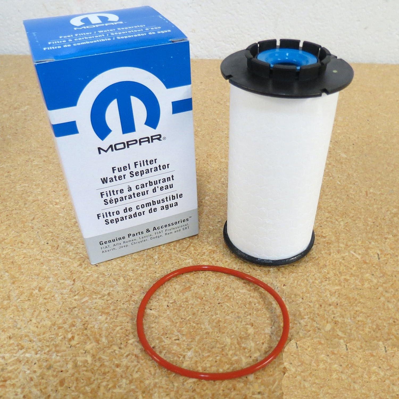 Amazon.com: Ram 1500 3.0L Turbo Diesel Fuel Filter OEM MOPAR: AutomotiveAmazon.com