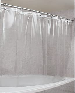 Strongest Mildew Resistant Shower Curtain Liner On The Market 100%  Anti Bacterial 10