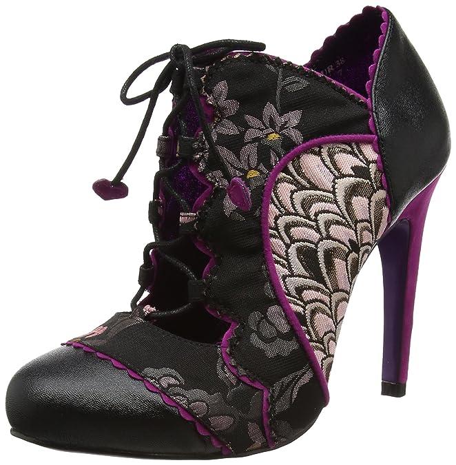 Poetic Licence by Irregular Choice Halston - Zapatos de tacón con Punta Cerrada Mujer: Amazon.es: Zapatos y complementos