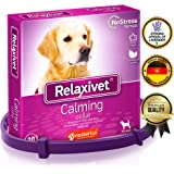 Calming Collar for Dogs with Appeasing Effect - Dog Anxiety Relief - Anti-Anxiety Collar with Long-Lasting Calming…