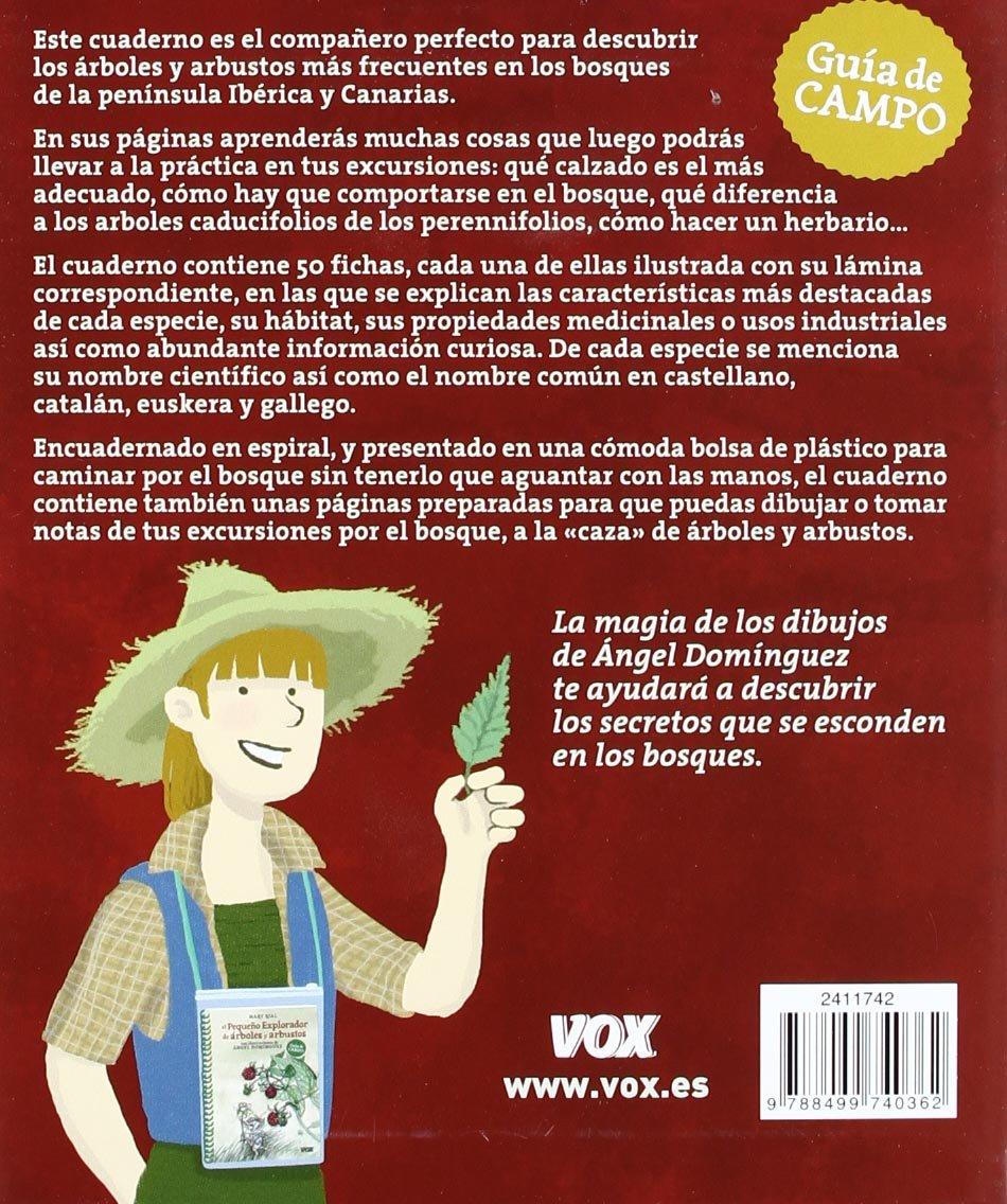 Pequeo Explorador rboles Vox  Infantil  Juvenil  Castellano
