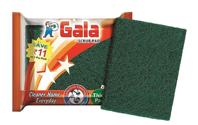 Gala 141941 5-Piece Sparkle Magic Floor Mop Combi Pack