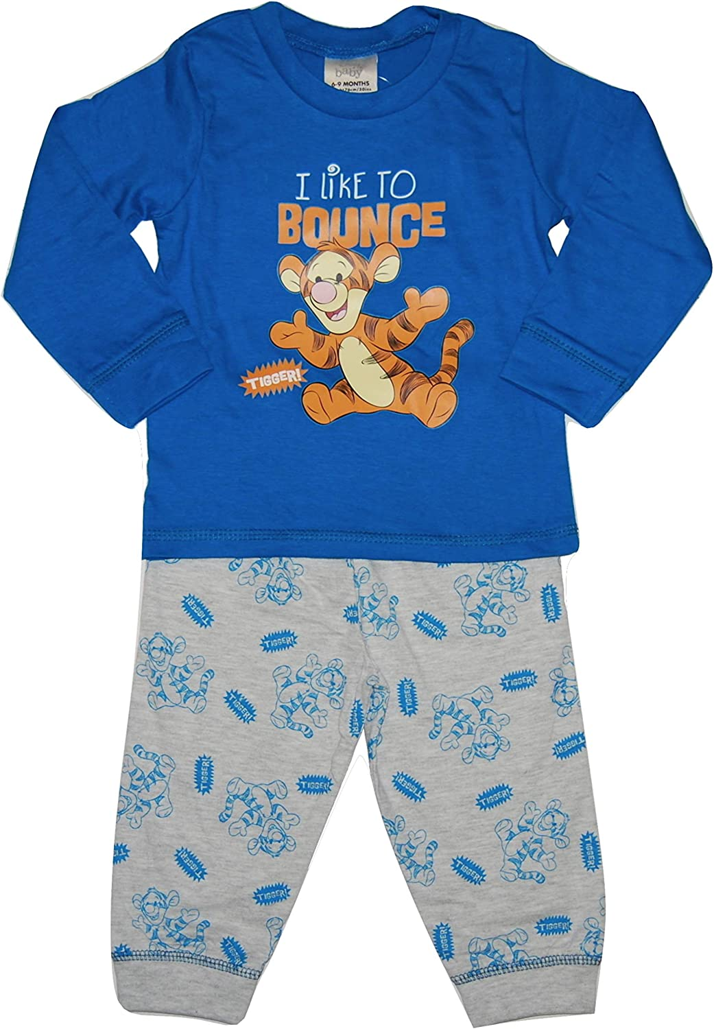 Disney Baby Boy Tigger Pyjamas