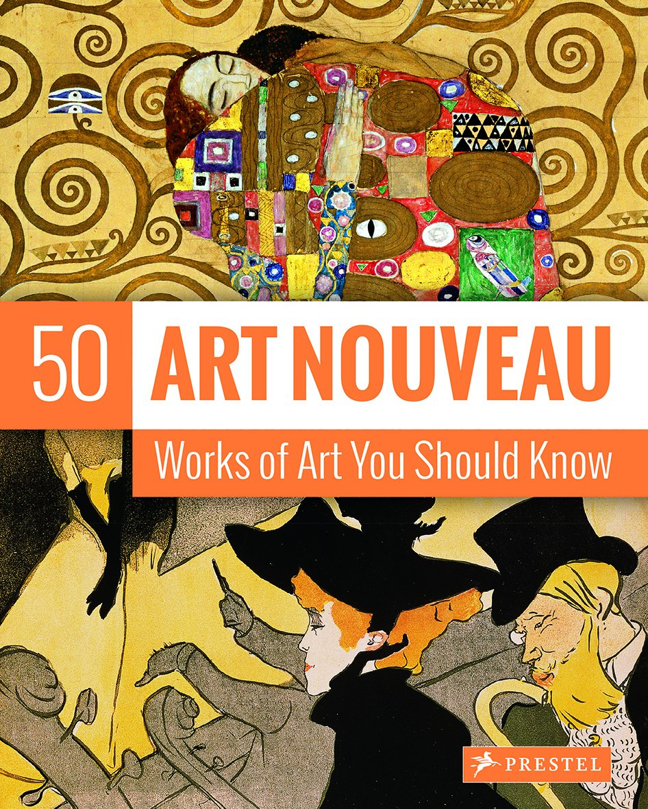 art nouveau 50 works of art you should know susie hodge art nouveau 50 works of art you should know susie hodge 9783791381282 com books