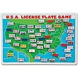 Melissa & Doug Children's License Plate Game