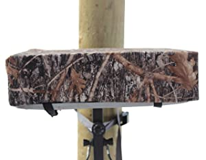 "Slumper Replacement Tree Stand Seat Universal Fitting Platform Type Stands 3 Sizes (20"" W X 12"" D x 4"" H, Simple 20)"