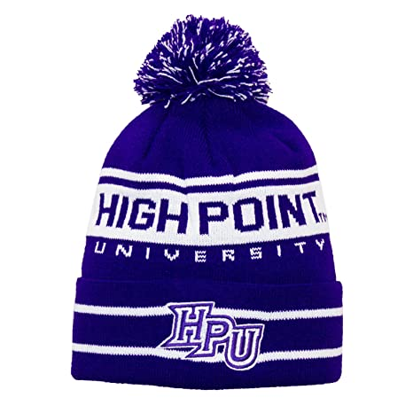 6eec4655f ... low price high point university beanie hpu panthers classic knitted hat  toboggan e9c43 b53ab